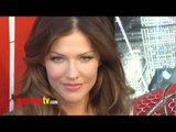 "Tricia Helfer ""The Amazing Spider-Man"" World Premiere ARRIVALS"