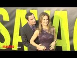 SAVAGES Premiere John Travolta, Salma Hayek, Taylor Kitsch, Blake Lively, Demian Bichir