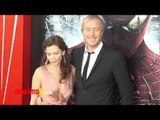 "Rhys Ifans and Anna Friel ""The Amazing Spider-Man"" World Premiere ARRIVALS"
