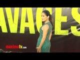 "Salma Hayek ""Savages"" World Premiere Red Carpet"