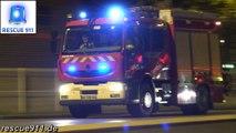 [Mâcon] Sapeurs Pompiers - FPTSR 1, VSAV 1, VSAV 2, VSAV 3