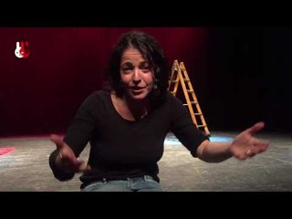 WHITE RABBIT RED RABBIT: Nora Navas