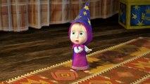 Masha and the Bear - Hokus-Pokus (Magic broom)