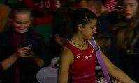 """Carolina Marin """"Hattrick"""" Juara di Kejuaraan Badminton Eropa"""