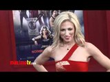 """Deborah Gibson """"Rock of Ages"""" World Premiere Arrivals - Maximo TV Red Carpet Video"""