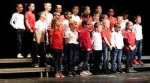 Rencontres chantantes à Oissel : élèves de Mme Hurs
