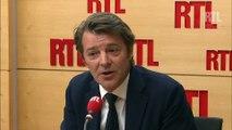 Présidentielle 2017 : François Baroin était l'invité de RTL