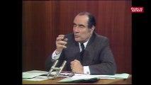 """Giscard à Mitterrand : """"Vous n'avez pas le monopole du coeur"""""""