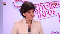 Sylvie Goulard : « Plus les indécis réfléchiront, plus Emmanuel Macron devrait y gagner »