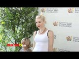 "Gwen Stefani at 23rd Annual ""A Time For Heroes"" Celebrity Picnic ARRIVALS"