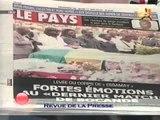 Revue de Presse - 16 Mai 2012