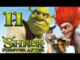 Shrek Forever After Walkthrough Part 11 (PS3, X360, Wii, PC) - Catacombs (2)