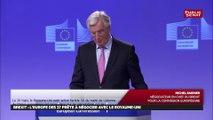 Barnier estime que la préservation des droits des citoyens est prioritaire