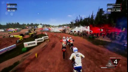 MXGP 3 - Gameplay Kegums de MXGP 3 : The Official Motocross Videogame