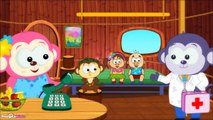Wheels On The Bus Go Round And Round _ Nursery Rhymes _ Popular Nursery Rhymes Songs For Babies_Watch tv series