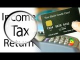 Tax rebate for debit / credit card payments soon?