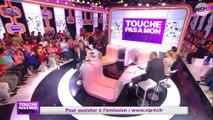 Cyril Hanouna – TPMP : en plein direct, il se rend à TF1 en scooter !