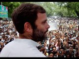 Rahul Gandhi in Punjab to meet family of farmer who commited suicide