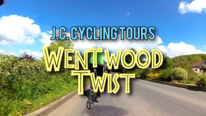 J.C. Cycling Tours - Wentwood Twist - 2nd May 2017