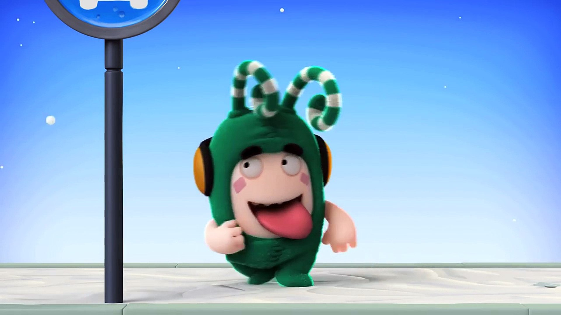 Oddbods _ Zee and the Snowflake Watch tv series movies 2017 Watch tv series movies 2017