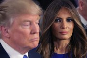 Melania Trump throws serious shade on her husband on Twitter