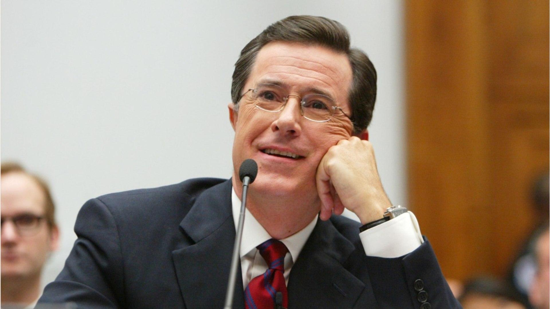 Stephen Colbert Is Bringing Together A Killer Group Of Comedians