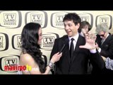 """Ralph Macchio (The Karate Kid) Interview at """"TV Land Awards"""" 10th Anniversary Arrivals"""