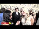 "Aviva Drescher (The Real Housewives of NY) Interview at ""TV Land Awards"" 10th Anniversary Arrivals"