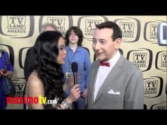 Paul Reubens Pee Wee Herman Interview at TV Land A