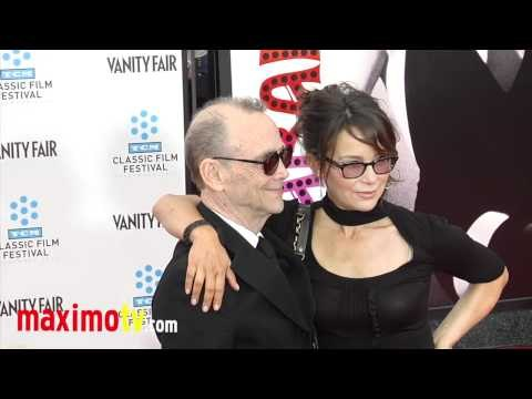 Joel Grey and Jennifer Grey at 40th Anniversary Restoration of CABARET Arrivals