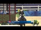 Equestrian Dressage Championships Test Grade III - Beijing 2008Paralympic Games