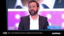 TPMP – Cyril Hanouna : l'animateur est ravi de la possible arrivée d'Yves Calvi sur Canal+ (vidéo)