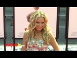 """Becki Newton at """"The Three Stooges"""" Premiere ARRIVALS"""
