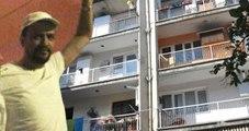 Firari FETÖ'cü Polisten Kaçarken Balkondan Düşüp Öldü