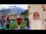 PM Modi launches yoga microsite in the wake of June 21 Yoga Day