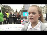 Ellie Simmonds on her London 2012 Paralympic rivals