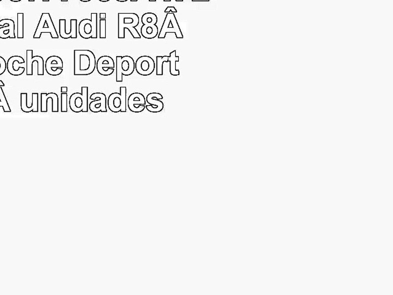 8/unidades /957/ Komar 8/ 368/x 254/cm, muralAudi R8/Le Mans Coche Deportivo, Gris