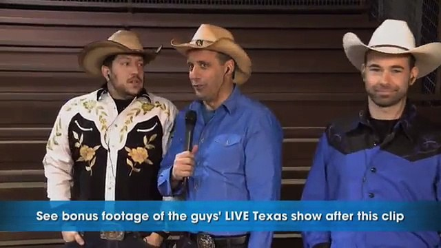 Impractical Jokers - Rodeo Champ Dragged Through The Mud (Punishment)   truTV