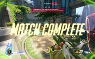 Overwatch: Overwatch Highlights and Gameplay Funny Moments Compilation #13