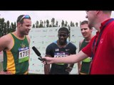 Men's 100m T44 Preview - 2011 IPC Athletics World Championships