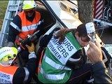 Campagne des sapeurs pompiers volontaires