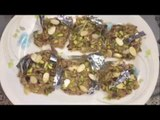 Mazun sweat dish(whole dry milk dry fruit dish) (mixed dry fruit sweet  dish/halwa)