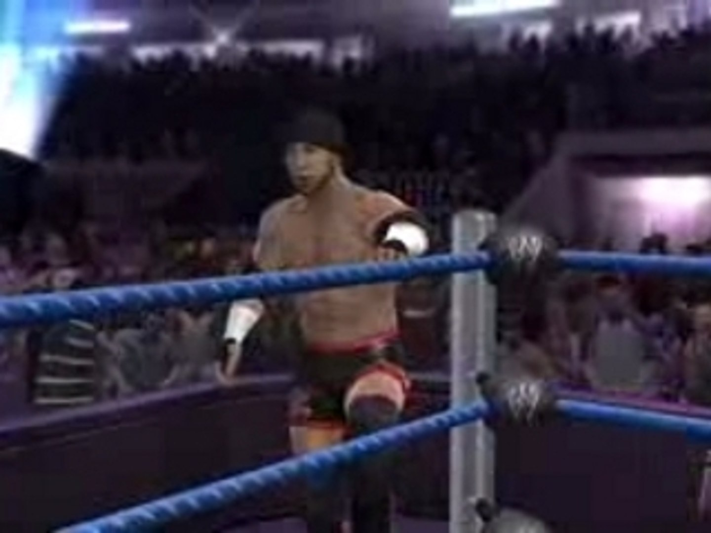 Smackdown vs raw 2008 gregory helms entrance ps3