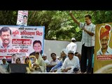 Delhi Govt. distribute compensation to farmers