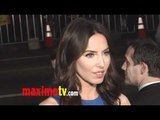 """Whitney Cummings at """"This Means War"""" Premiere Arrivals"""