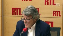 Jean-Louis Borloo était l'invité de RTL Matin
