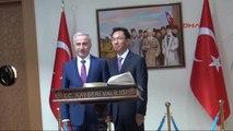 Kayseri Çin Büyükelçisi Hongyang Çin Ile Türkiye Arasındaki Ilişkileri Geliştirmek Istiyoruz