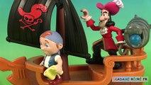 Peppa Pig Jouets Bateau de Pirate de Papi Dog Grandad Dog's Pirate Ship