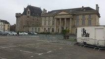 Visite de François Hollande jeudi 4 mai 2017 : derniers préparatifs