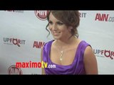 Jenna Rose at 2012 AVN AWARDS Show Red Carpet Arrivals